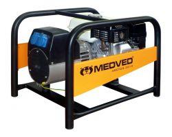 AR-3500 V - Profesionální 1-fázová elektrocentrála 3,5 kVA - AVR