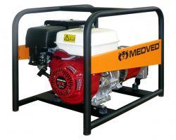 AR-5000 H - Profesionální 1-fázová elektrocentrála 4,5 kVA - AVR HAWERA