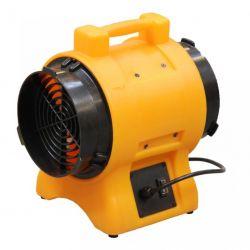 BL6800 - Mobilní axiální ventilátor s průtokem vzduchu 3900 m3/hod.