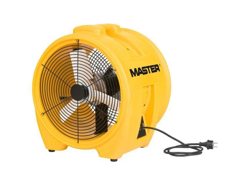 BL8800 - Mobilní axiální ventilátor s průtokem vzduchu 7800 m3/hod. MASTER