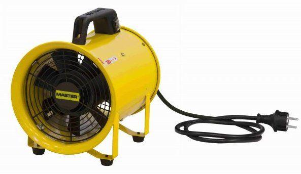 BLM 4800 - Mobilní axiální ventilátor s průtokem vzduchu 1500 m3/hod. MASTER