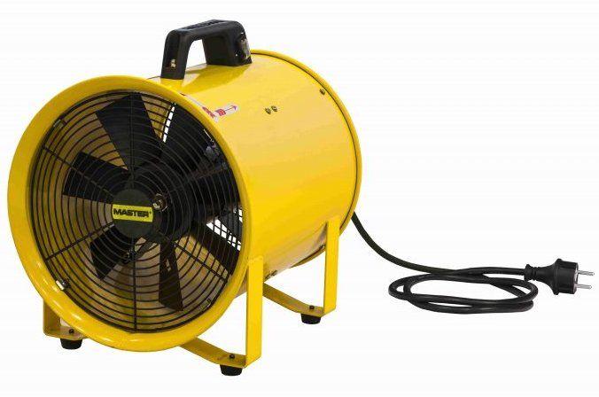 BLM 6800 - Mobilní axiální ventilátor s průtokem vzduchu 3900 m3/hod. MASTER