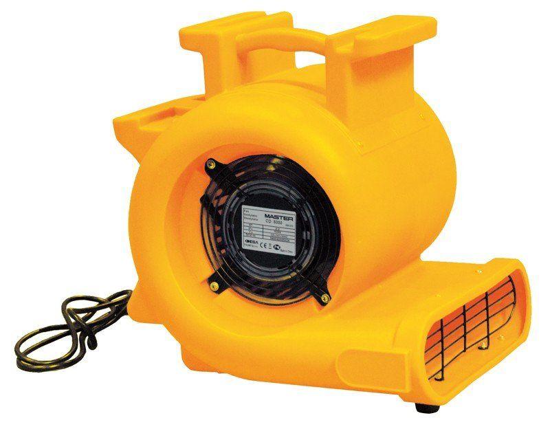 CD5000 - Mobilní ventilátor s průtokem vzduchu 2640 m3/hod. MASTER