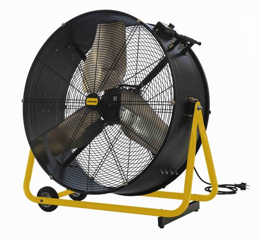 DF30P - Mobilní ventilátor s průtokem vzduchu 10200 m3/hod. MASTER