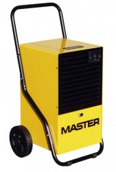 DH26 - Profesionální odvlhčovač vzduchu s odvlhčovacím výkonem 26l/24hod. MASTER