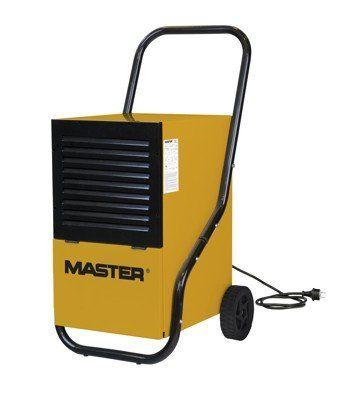 DH752 - Poloprofesionální odvlhčovač vzduchu s odvlhčovacím výkonem 46,7l/24hod. MASTER