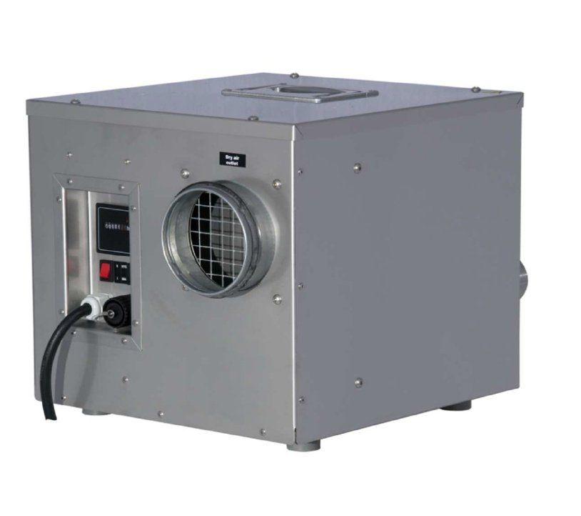 DHA250 - Absorpční odvlhčovač vzduchu s odvlhčovacím výkonem 26,4l/24hod. MASTER