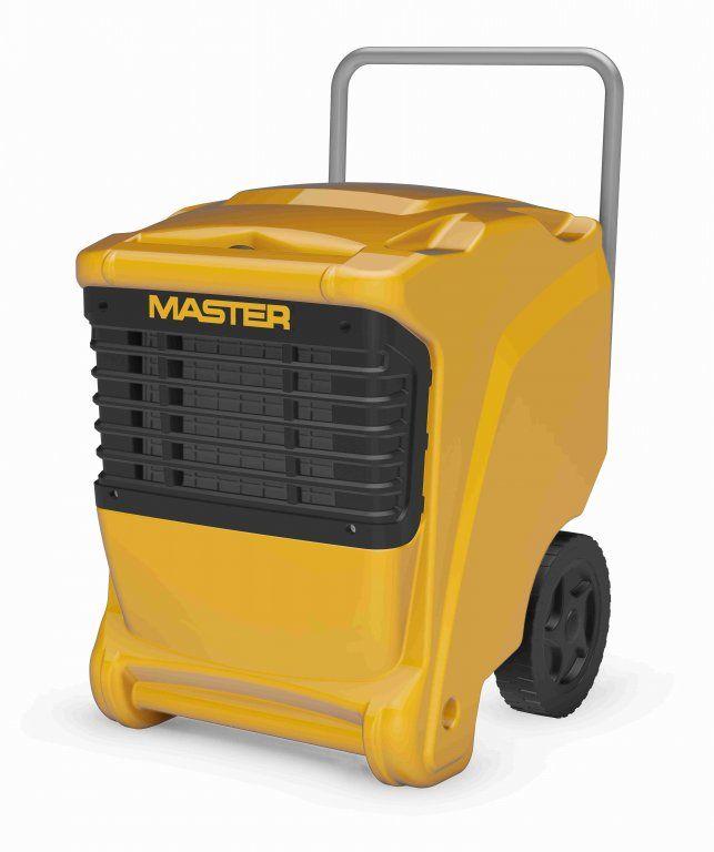 DHP65 - Profesionální odvlhčovač vzduchu s odvlhčovacím výkonem 52l/24hod. MASTER