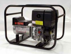 EP4200D - Profesionální naftová elektrocentrála s výkonem 4,2 kVA, motor Hatz, ruční start