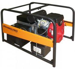 GR-16000 H - Profesionální 3-fázová elektrocentrála 16 kVA/400V