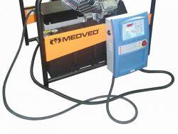 GR-24000 V AVR-ATS-AVR- Profesionální 3-fázová elektrocentrála s výkonem 22 kVA/400V MEDVĚD