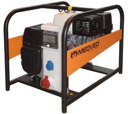 GR-9000 H - Profesionální 3-fázová elektrocentrála 9 kVA/400V