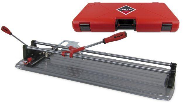 Profesionální řezačka RUBI - TS PLUS v kufru, lámací síla 800kg