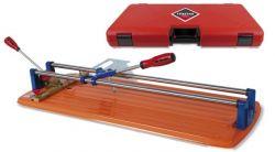 Profesionální řezačka RUBI - TS v kufru, lámací síla 550kg.