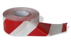 Vytyčovací páska - červenobílá - 1bal.20ks